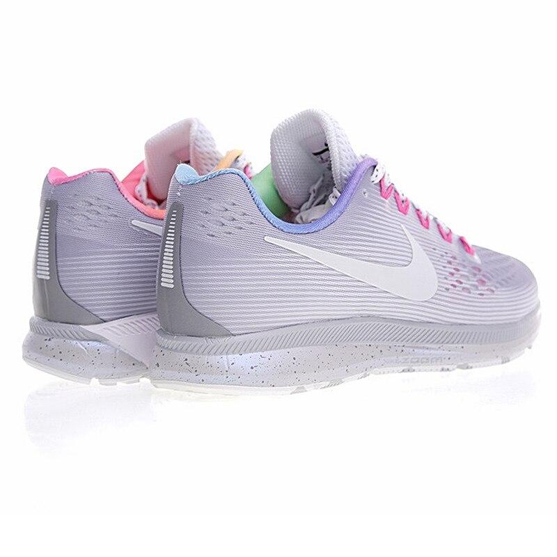 Nike Air Zoom Pegasus 34 Для мужчин кроссовки, Новое поступление оригинальный Для мужчин спортивные кроссовки обувь, 899475-001