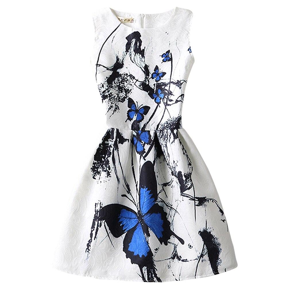 f96c4181a Chica de verano de moda Elsa Anna vestido ropa de los niños niñas princesa  Cenicienta Vestidos
