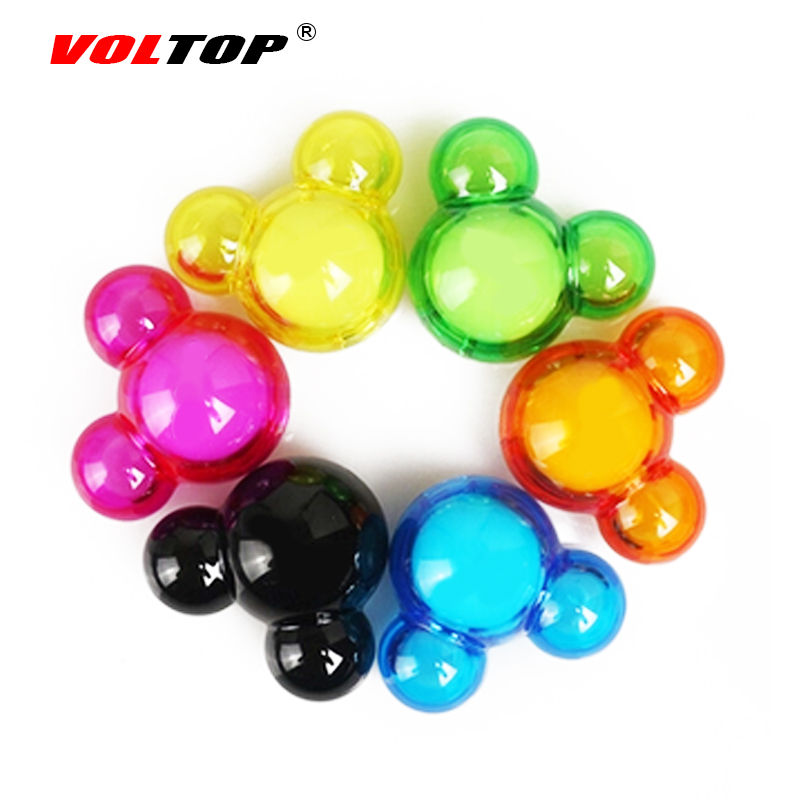 VOLTOP 2pcs Car Perfume Air Freshener Incense Ball Outlet Perfumes 100 Orig..