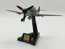 1:72 German BF109G-10 fighter model  finished model 37203