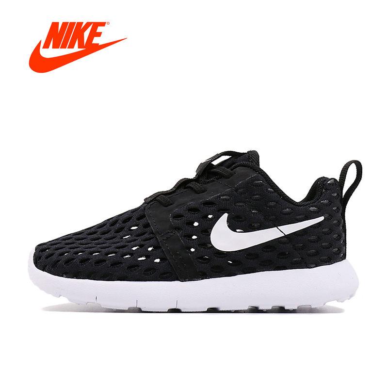 Original Nike Kids Sports Shoes Mesh Surface Breathable Sneakers