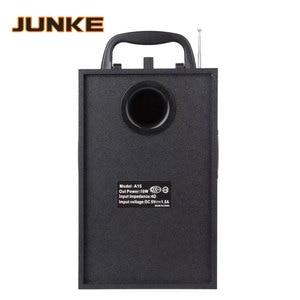 Image 5 - JUNKE 2.1 haut parleurs stéréo et Subwoofer Bluetooth haut parleur Portable sans fil haut parleur Mp3 système de son colonne dordinateur