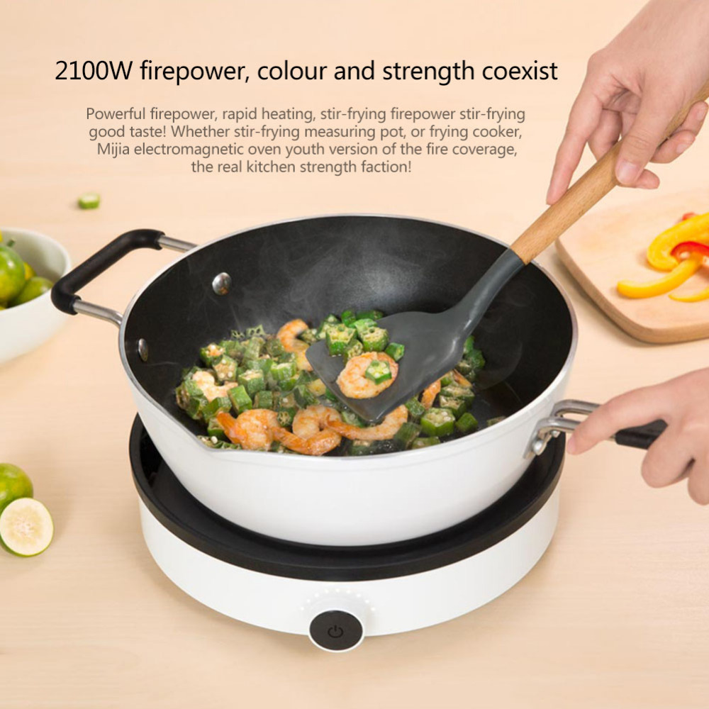 Xiaomi Mijia DCL01CM Induction Cooker Precise Control Heating Cookware Electric Tile Oven Cooktop Plate Stainless Steel Hot Pot (3)