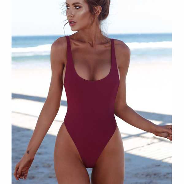 Sexy one piece swimsuits for women