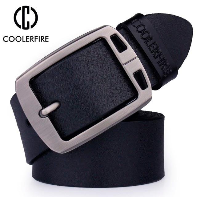 Genuine Leather Belts for Men  2