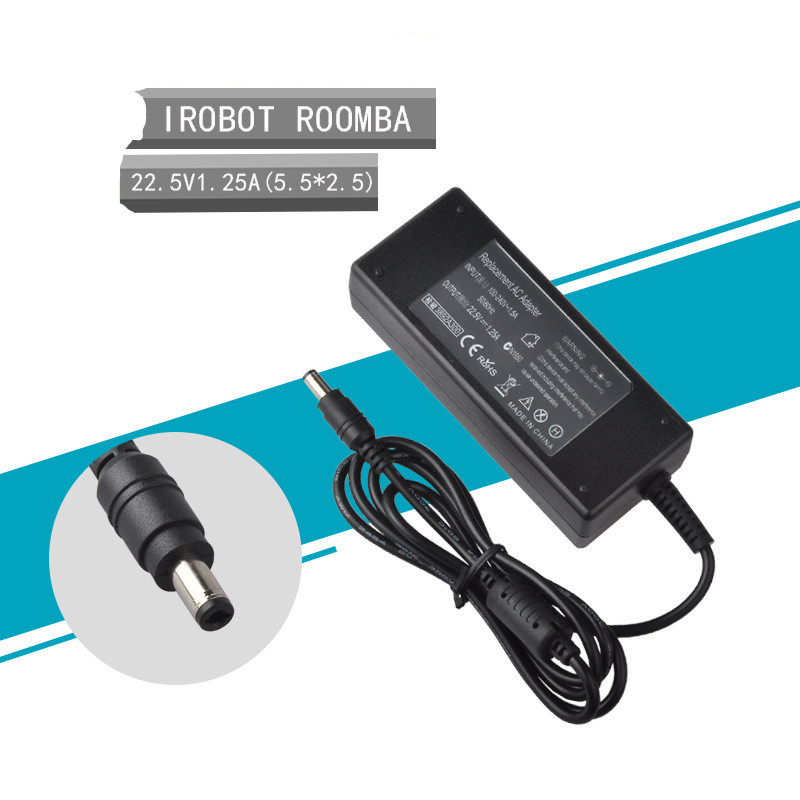 AC Adapter and Power Wall Charger Suitable for roomba 500 600 700 400 series roomba replacement parts roomba 780 roomba