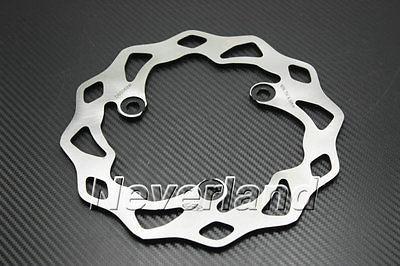 New Motorcycle Rear Disc Brake Rotor For Kawasaki NINJA 250R 2008 2009 2010 2011 08-11 Wholesale D25 wotefusi 1 piece motorcycle front brake rotor disc for kawasaki ninja 250 2013 2015 2014 [pa196]