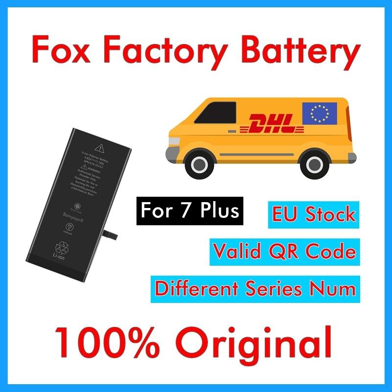 Factory-Battery iPhone 7plus DHL Original Ce for 7plus/7-plus/0/.. UPS 50pcs Foxc