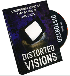 Distorted Visions by Jack Curtis Magic tricks image