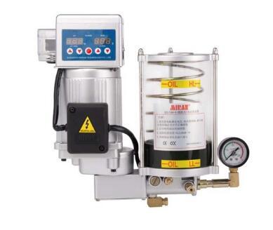 Pompe de lubrification au beurre à contrôle automatique MIRAN RGH-1232-100TB avec alarme sonore