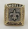 Wholesale New Fashion Classic Replica 2009 New Orleans Saints Super Bowl zinc alloy sports Championship Rings for Fans