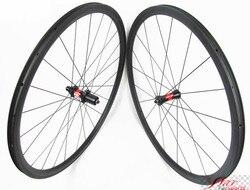 Farsports FSC29T 30 30 DT240S 29er bezdętkowe MTB węglowe koła z hookless felgi  29 hookless projekt koła rower górski w Koła roweru od Sport i rozrywka na