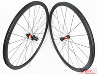 Farsports FSC29T 30 30 DT240S 29er tubeless MTB carbon wheels with hookless rims, 29 hookless design mountain bike wheel