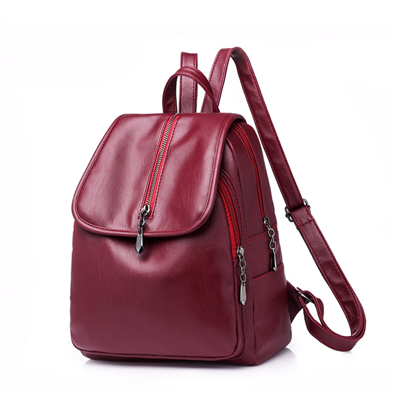School, Bag, Female, Travel, Designer, For