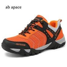 cb apace Outdoor Breathable Shoes Men Women Lightweight Walking Climbing Shoes Anti Skid Women Aqua Trekking Shoes Men