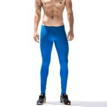Sport Leggings Esportivos Men Tights Compression Mens Patchwork Running Basketball Man Legging Fitness Masculina