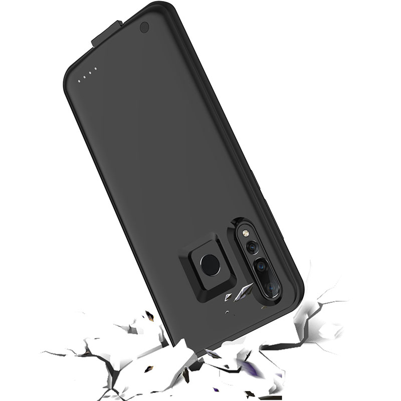 For Huawei Nova 4 4e Silm Shockproof Battery charger case For Huawei P30 Pro Lite Honor View V20 Backup power bank Back coverFor Huawei Nova 4 4e Silm Shockproof Battery charger case For Huawei P30 Pro Lite Honor View V20 Backup power bank Back cover