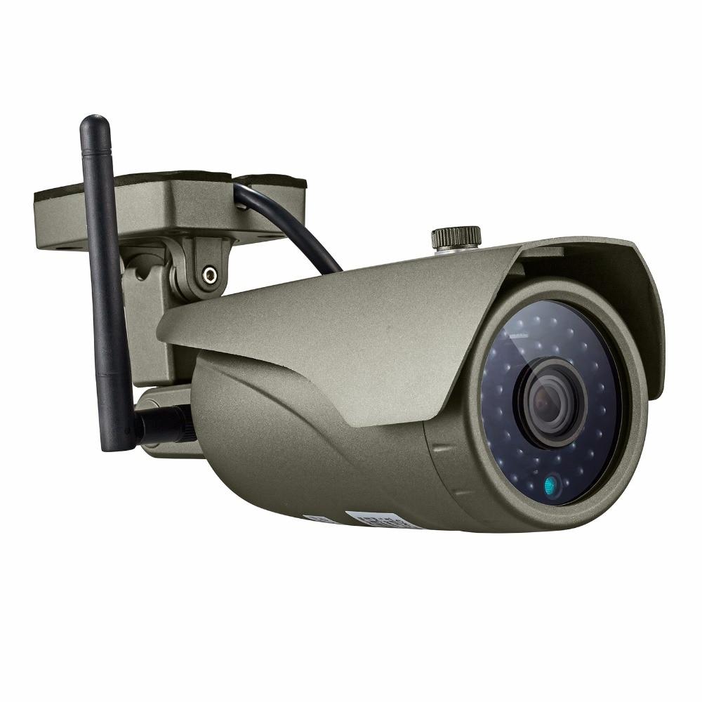 KERUI gledanje u stvarnom vremenu WIFI IP kamere P2P 2.0MP - Sigurnost i zaštita - Foto 4