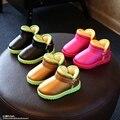 Niñas zapatos de Los Niños Zapatos de Los Niños Botas de Nieve para Niños de Invierno Australia Botas Ugs adolescentes Zapatos Del Niño Del Bebé Niñas botines