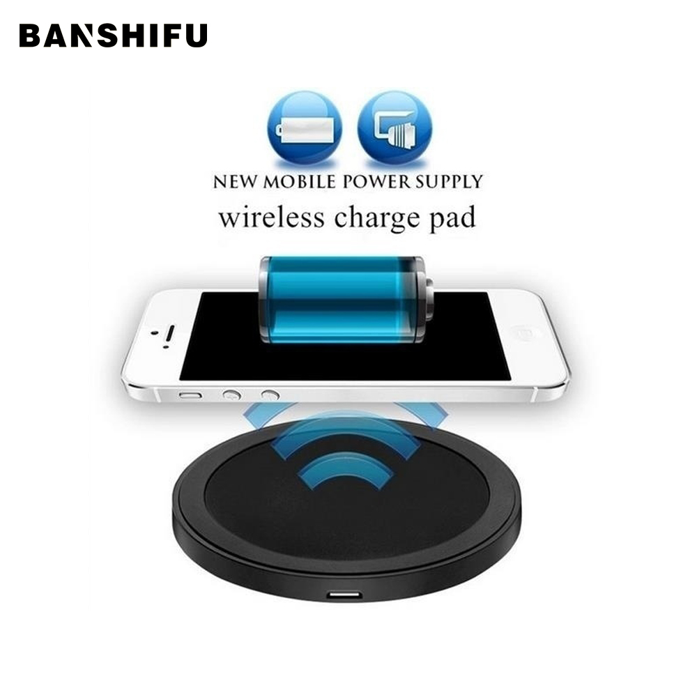 Innovative New Charging Pad To Easily Charge Any Mobile Phone With No Wires Or Cords ...