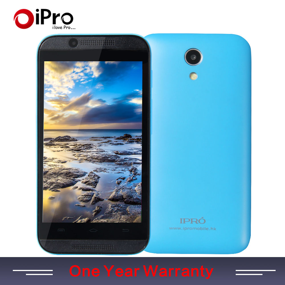 IPRO Wave 4 0 Original MTK6572 4 0 Inch Dual Core Smartphone Android 4 4 Cell