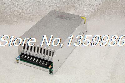 Nouvelle AC100-240V à 24 V DC 20A 500 W alimentation à découpage régulée - 4