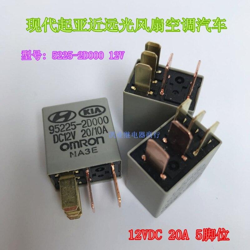 95225-2D000  Relay HFV6 5PIN