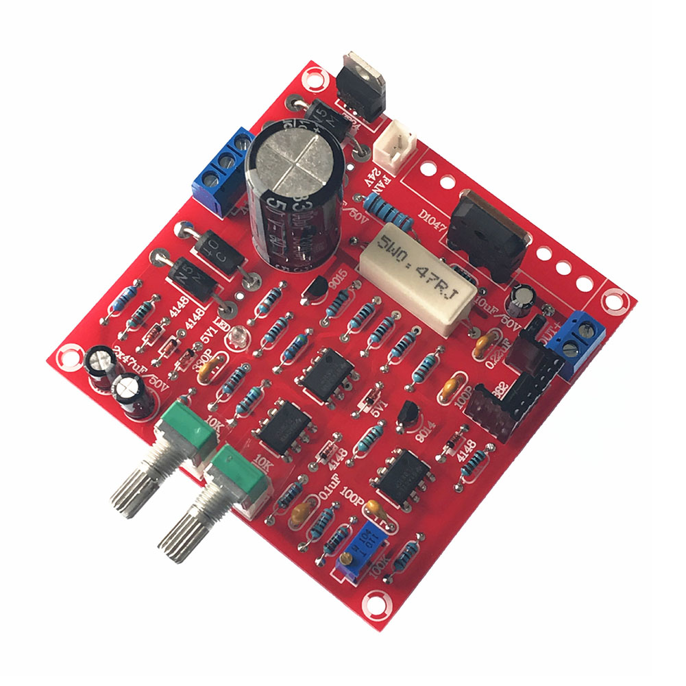 0 30v 2ma 3a Continuously Adjustable Dc Regulated Power Supply Short Simple With Overcurrent Circuit Current Limiting Protection Diy Kit In Voltage Regulators Stabilizers From Home