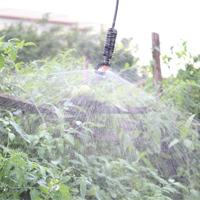 EZLIFE 10Pcs 360 Degree Garden And Irrigation Micro Adjustable Garden Sprinkler Heads NB0381