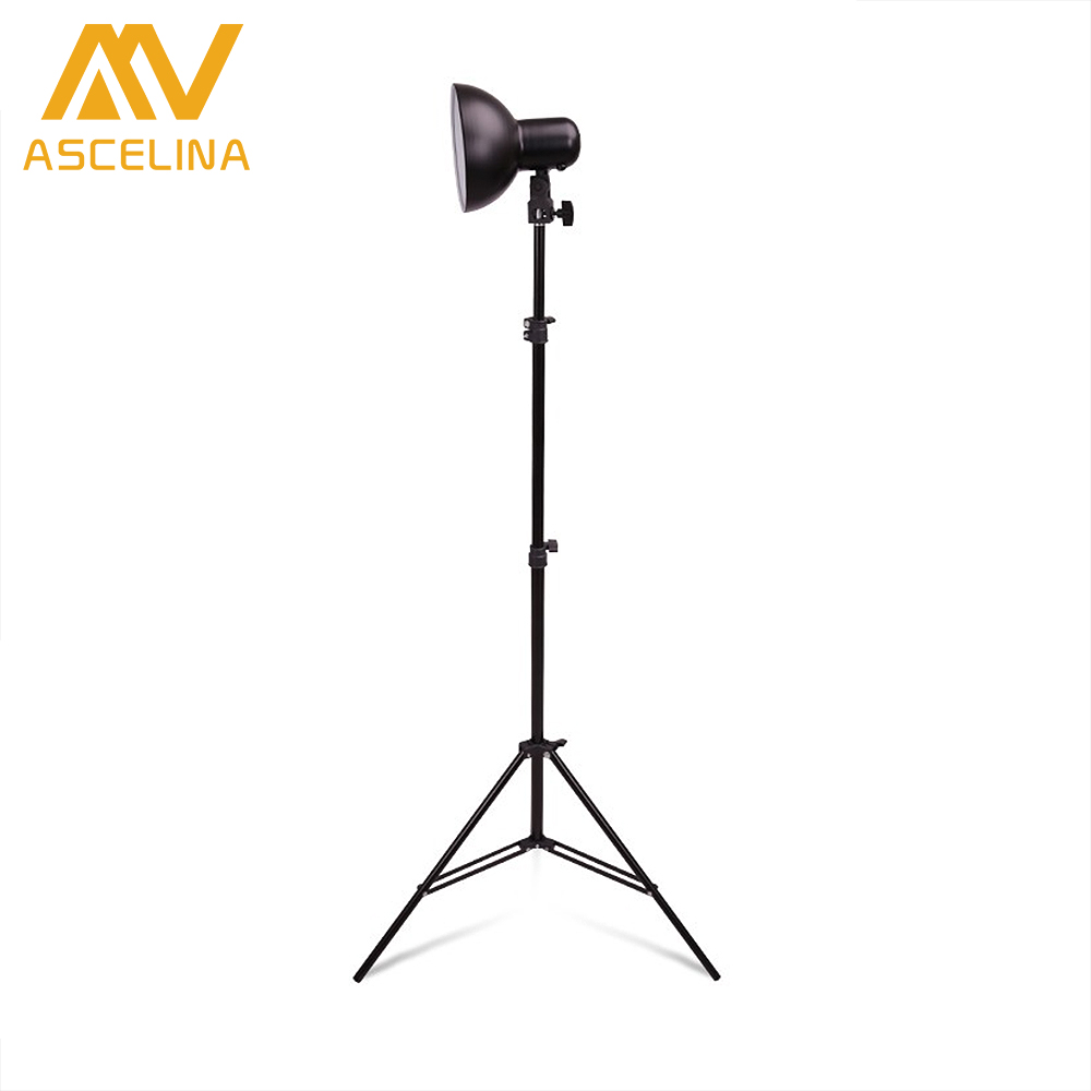 ASCELINA Floor Lamp Modern Practical Safe LED Photographic Metal Light Photography Lighting Adjustable Photographic Equipment christina fitzgerald лак для ногтей воздушный зефир bond posy 12 9 мл