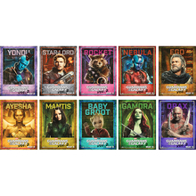 POPIGIST-2017 NEW Guardians of The Galaxy Vol.2 Movie HQ IMAX Silk Or Canvas Poster 13×18 24×32 incher-(Click see to more)001
