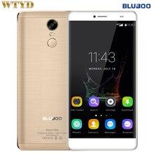 """BLUBOO Maya Max 3GB/32GB Fingerprint Identification 6.0"""" Android 6.0 MTK6750 Octa Core 1.5GHz OTG Dual SIM 4G Smartphone"""