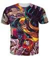 3 Amigos T-Shirt Edwin Huang Nightcrawler Colossus X-Men Cartoon Character t shirt Women Men Tops tees
