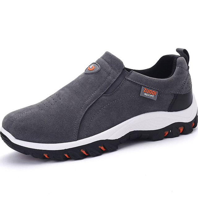 Plein Air Hommes Confortables Occasionnels Chaussures Hommes Mode Respirant Appartements Pour TI2VZF