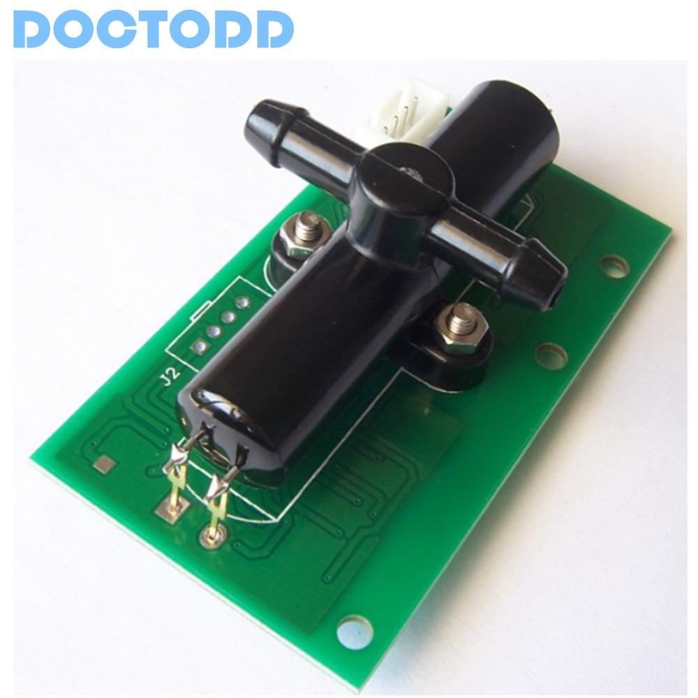 Sensor de oxígeno para concentrador de oxígeno Monitor de prueba pureza de oxígeno o2 generador-in Abrazaderas y soportes from Belleza y salud    1