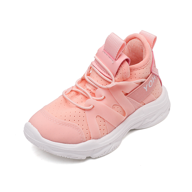 Mudibear Boys Sneakers Running Sport Shoes Girls New Fashion School Casual Shoes Kids Sneakers Soft Mesh Breathable Child Shoe