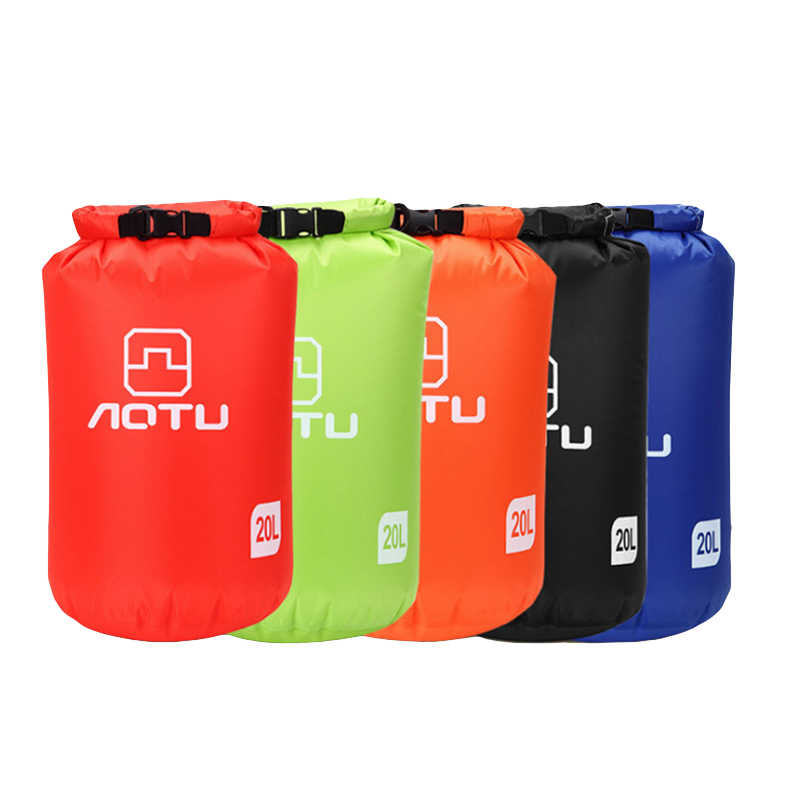 20L Waterproof Drifting Bag Outdoor Swimming Travel dry sack rafting sports Adjustable Storage Messenger Bag high quality