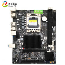 Jiahua Yu X58 Desktop Board LGA1366 Intel DDR3 SATA II все цены
