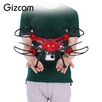 Exquisite Aircraft UAV Drone Quadcopter 0.3 MP ABS KY101 Emergency Stop Altitude Hold Helicopter