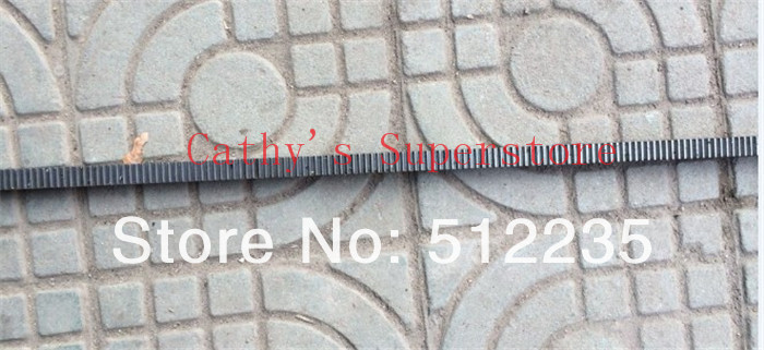 CNC Rack Gear Mod 2.5 45# Steel Spur Gear 25x25 Length in 1000mm gear rack märklin katalog spur z
