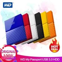 Western Digital My Passport Портативный HDD 2,5