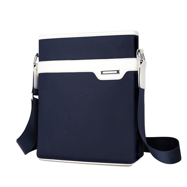 Fashion Mans Bag Office Nylon Briefcase Man Shoulder Casual Travel Bolsa Masculina Men S Crossbody Working