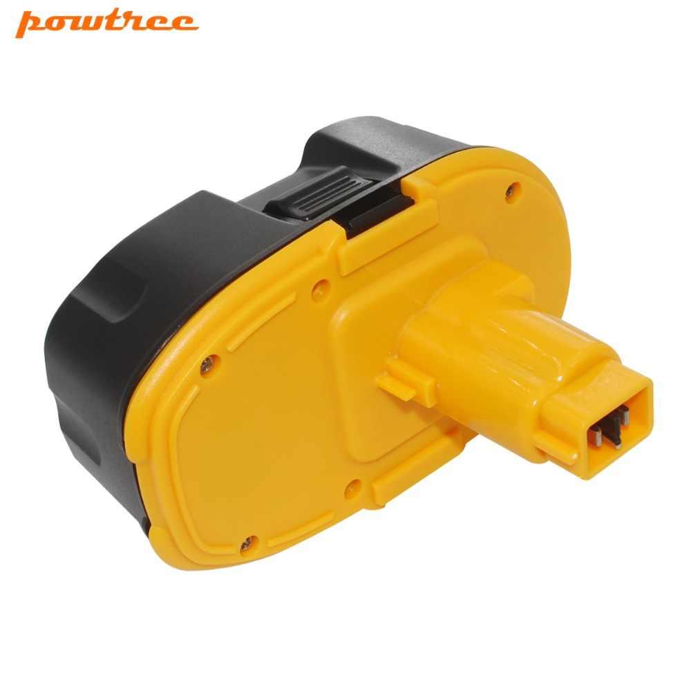 2x Batterie 3000mah 18v ni-mh pour DEWALT dcd760b dcd775b dcd920b2 dcd925 dcd925b2