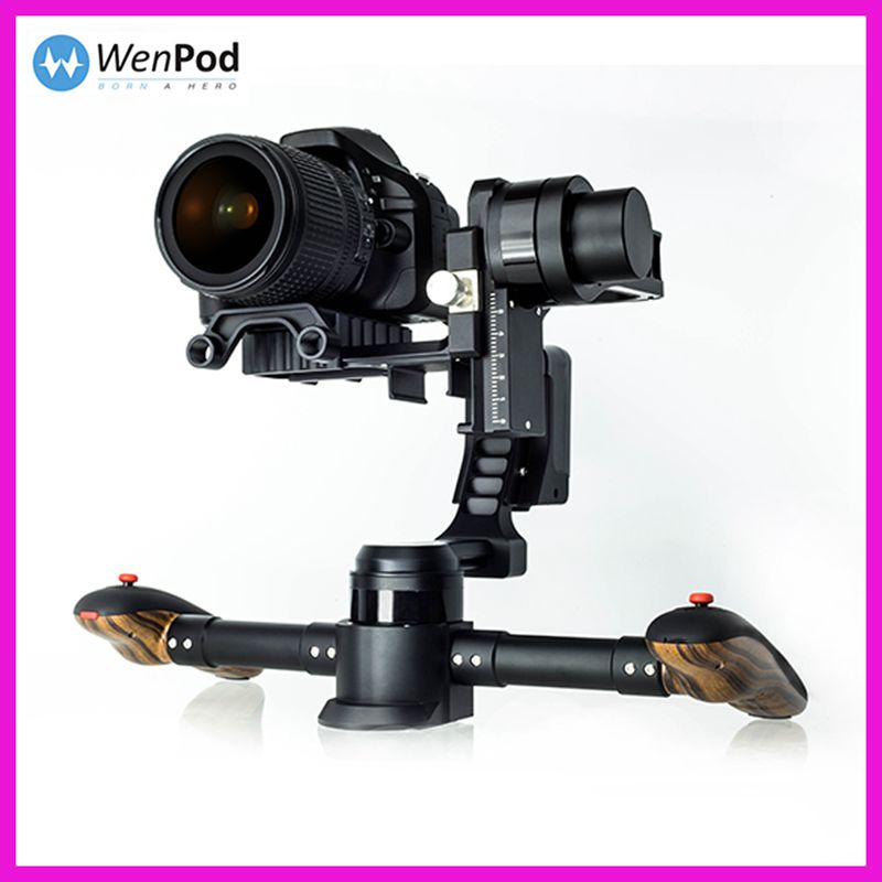 WenPod MD2 3 axis Gimbal Camera...
