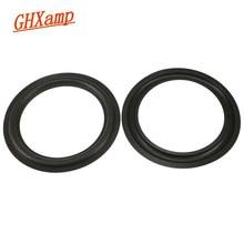 GHXAMP 6.5 Inch 155mm 140mm 120mm 110mm Speaker Suspension P14 Foam Edge Woofer Speaker Repairs 1Pairs