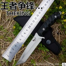 2016 outdoor diving knife outdoor tool jungle survival self-defense, high hardness, sharp knife