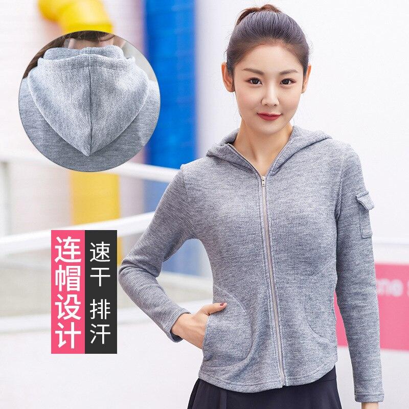 woman yoga jacket outdoor running jacket.Show thin WT549