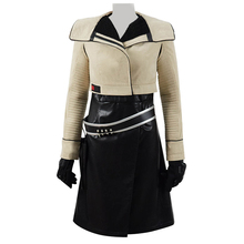 Solo QiRa Cosplay Costume Suit Women Dress Jacket Qira Full Set Cosdaddy