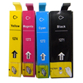 T1271 - T1274 Ink Cartridge for EPSON Workforce 630/635/60/840/545/645/845/3520/3540 Printer