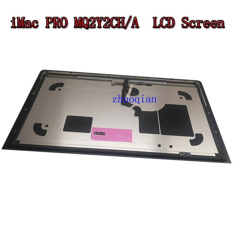 27 pouces Nouvel écran d'affichage LCD D'origine avec verre 5 K LM270QQ1 SDD1 SD D1 pour iMac PRO MQ2Y2CH/ un 2018 année tout-en-un ordinateur